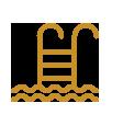 Rulifes.com: Iconografía de las escaleras de entrada a una piscina